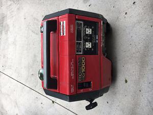 Honda  EX1000 Inverter generator.....Reduced....