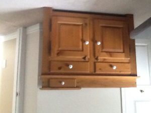 Dry Sink Solid Pine