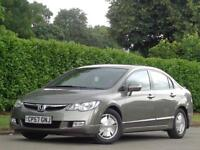 2007 Honda Civic 1.4 IMA Hybrid CVT ES***1 PRE OWNER + LOW MILES 72K***