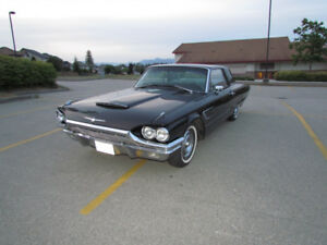 '65 Ford T-Bird ...Great Condition!!