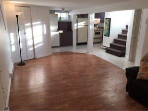 Appartement 3 1/2 à louer près université  -libre septembre