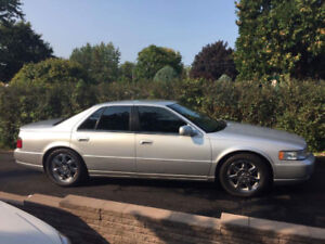 2003 Cadillac Seville Sts Berline