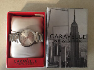 Caravelle New York Watch *never worn