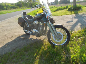 1400 cc Suzuki Intruder low mies London Ontario image 2