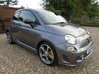 POCKET ROCKET * BIG SPEC 2013 13 Fiat 500 1.4 T-Jet 160 Abarth 595 Competizione