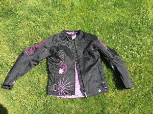 """Women's """"Joe Rocket"""" Motorcycle Jacket- like new!"""