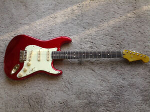 Squier Classic Vibe 60s Stratocaster Electric Guitar - New