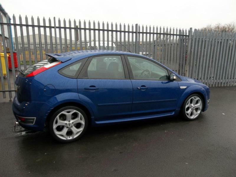 57 plate ford focus 2 5 st 2 225 siv st2 in blyth northumberland gumtree. Black Bedroom Furniture Sets. Home Design Ideas