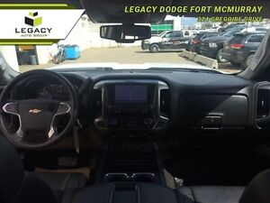 2015 Chevrolet Silverado 2500HD LTZ   - Leather Seats -  Bluetoo