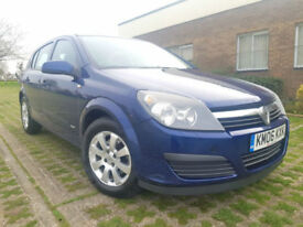 Vauxhall/Opel Astra 1.6i 16v 2006MY Club