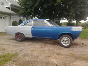 1967 Ford Fairlane Project Final Offer