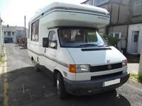AUTOSLEEPER CLUBMAN GL, COMPACT 4 BERTH, VW T4, NICE CONDITION, LOW MILEAGE,
