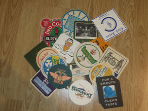 Collection of mostly new bar/pub coasters Peterborough Peterborough Area image 1