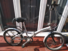 Foldable bike good condition