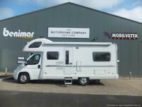 Bessacarr E495 six berth motorhome for sale