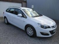 2013 Vauxhall Astra 1.3 CDTi 16V ecoFLEX Exclusiv 5dr [Start Stop] 5 door Est...