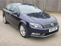 VW Passat EXECUTIVE TDI BLUEMOTION TECHNOLOGY