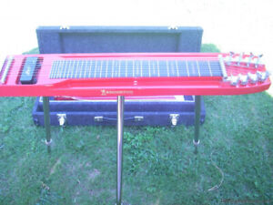Steel Guitar a Remington 8 String Console