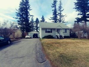 House for sale. In Quesnel B.C..
