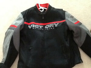 Victory motorcycle jacket