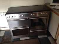 Diplomat range double oven 7 gas rings