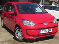 2013 VOLKSWAGEN UP 1.0 MOVE UP ASG 5DR AUTOMATIC PETROL HATCHBACK PETROL