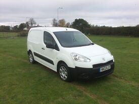 Excellent Peugeot Partner van with full service history