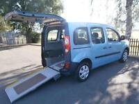 2011 Renault Kangoo KANGOO EXTREME 16V AUTO WHEELCHAIR ACCESSIBLE VEHICLE 5 d...