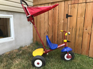 Tricycle Radio Flyer à vendre