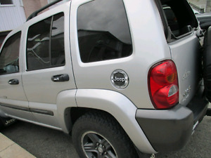 Jeep Liberty Columbus Edition
