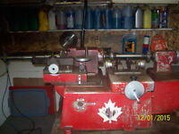 R J West Brake Lathe