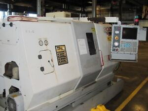 2000 HAAS CNC TURNING CENTER