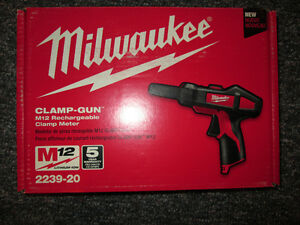 Milwaukee Clamp Gun