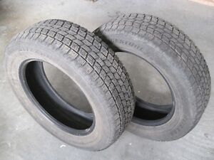 Used snow tires (pair)