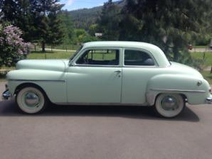 1950 Dodge Custom Deluxe