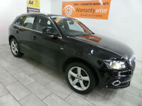 2010 Audi Q5 2.0TDI ( 170bhp ) quattro S Line ***BUY FOR ONLY £72 PER WEEK***
