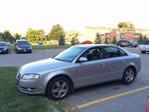 2006 Audi A4 for sale (including E and Safety) Last Chance !!!