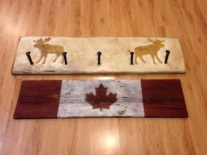 Barn Board Coat Racks London Ontario image 5