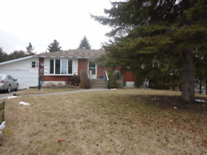 2 plus bedroom Detached home avaialbe