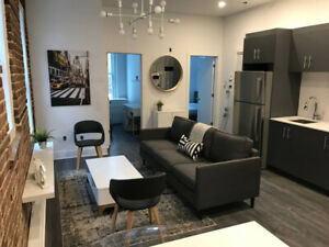 Subletting Brand New Apartment  May-August downtown Montreal