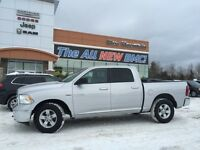 2013 Ram 1500 SLT  ACCIDENT FREE, CD/MP3/SAT, TOW GROUP