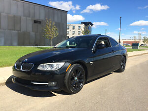 2011 BMW 3-Series Coupe (2 door)