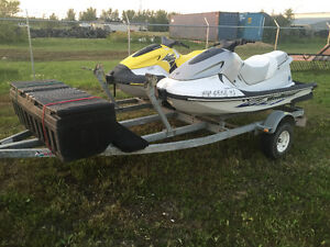 2000 yamaha gp800 1997 gp760 double trailer trades for 97 yamaha waverunner 760 parts
