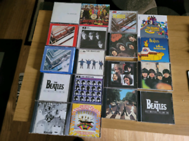 THE BEATLES 19 STUDIO CD ALBUMS SOME STILL SEALED AND UNOPENED