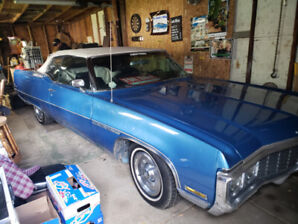 1970 Buick electra 225 convertible REDUCED