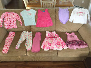 Girls Size 4 Clothes (small lot) - Excellent Condition