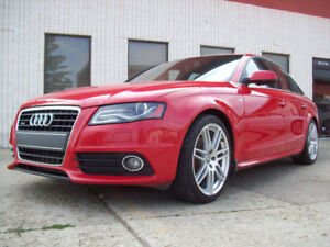 2011 AUDI A4 2.0T QUATTRO! MANUAL! Only 138000km! Only $14800!