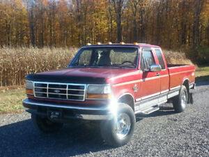1996 Ford F-250 Camionnette