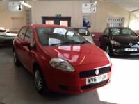 2010 Fiat Grande Punto 1.4 8v Sound 5dr