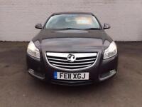Vauxhall/Opel Insignia 2.0 CDTi 16v 160ps 2011 SRi Diesel Manual Grey